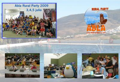 ABLA RURAL PARTY 2009