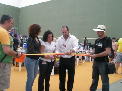 INAUGURACIÓN DE LA III ABLA RURAL PARTY