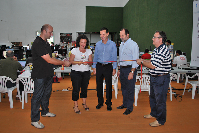 Inauguración Abla Rural Party 2010