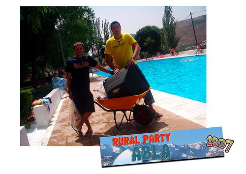 Abla rural party carrillo